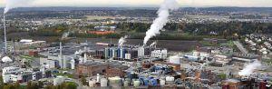 Borregaard Lignotech fábrica-Ácido Lignosulfónico